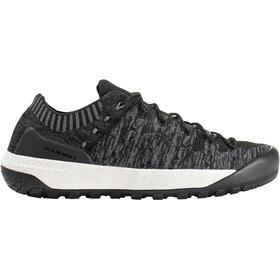 Mammut Hueco Knit Low Chaussures Femme, black/titanium